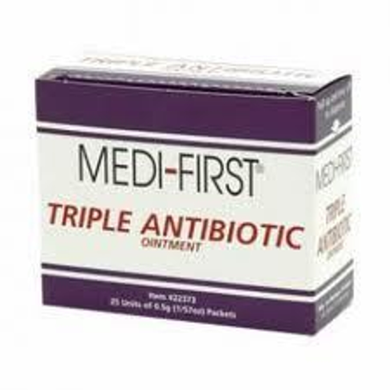 Antiseptics, Sprays, and First Aid Ointment