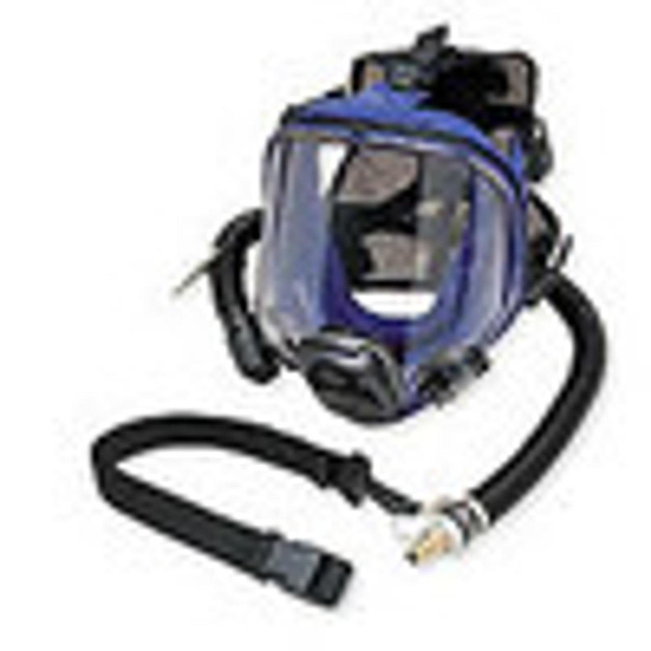 Supplied Air Respirator Masks and Mask Systems