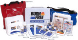 Restaurant Kitchen First Aid Burns and burn free