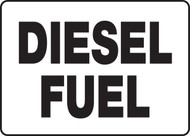 MCHL518XF Diesel Fuel Sign