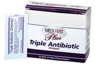 Triple Antibiotic Ointment - 25/box