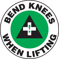 Bend Knees When Lifting