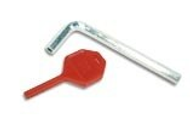Button Head Hex Bolt Wrench