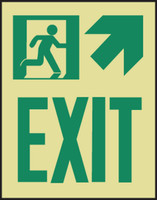 Exit Sign Glow Sign