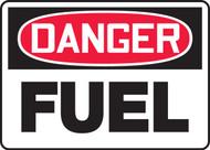 Danger - Fuel