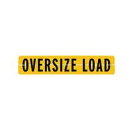 Oversize Load - Hinged Aluminum