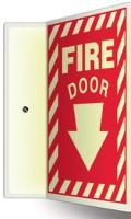 Fire Door Sign 90D
