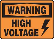 Warning - High Voltage Sign