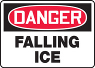 Danger - Falling Ice