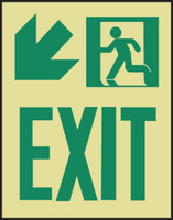 Exit Sign - Glow Sign- NYC-26
