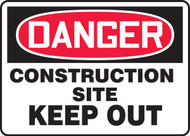 Danger - Construction Site Keep Out 2