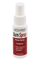 burn spray 2 oz medique 22517