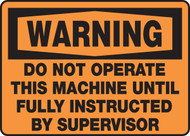 Warning - This Machine Is Automatically Controlled And May Start At Any Time