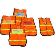 Legend Safety Vest (3 Vests Per Order)