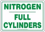 Nitrogen Full Cylinders