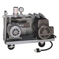 Single Phase 1-1//2 hp Motor Ambient Air Pump Allegro Industries 9833 Model A‐1500 EX Explosion-Proof includes 115V Plug