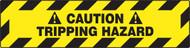 Caution Tripping Hazard
