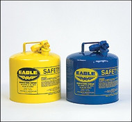 Eagle Type I Blue Safety Can for Kerosine 5 Gallon