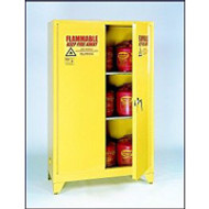 Eagle 45 Gallon Flammable Storage Cabinet-with Legs