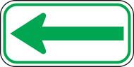 Green Arrow Sign