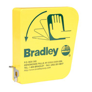 Bradley emergency eyewash handle 128-135