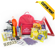 Mountain Road Warrior Survival Kit -22 piece