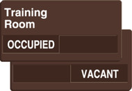 Training Room Occupied-Vacant