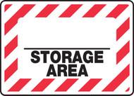___ Storage Area