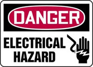 Danger - Electrical Hazard Sign
