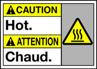 Caution Hot (W/Graphic)