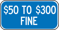 (missouri) - $50 To $300 Fine