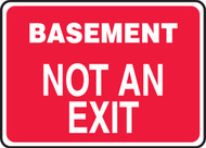 Basement Not An Exit