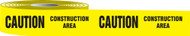 Caution Construction Area Barrier Tape