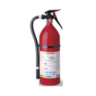 Fire Extinguisher by Kiddie- 5 lbs ABC Pro Line w/ Metal Vehicle Bracket
