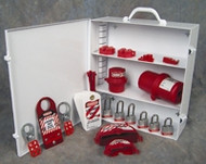 Lockout / Tagout Cabinet Center
