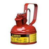 Safety Can- Type I Safety Can for Flammables 1 Pint- red