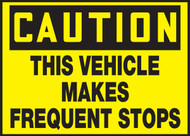 This Vehicle Makes Frequent Stops