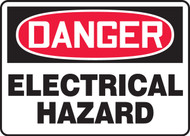 Danger - Electrical Hazard