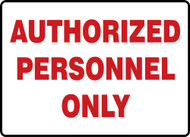 Authorized Personnel Only 2