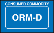 ORM-D ORM Shipping Labels