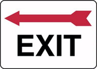 Exit (Arrow Left)