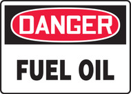 Danger - Fuel Oil