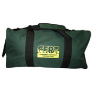 CERT Bag- Green Duffel Bag with CERT Logo (2 Bags)