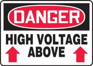 Danger - High Voltage Keep Away Sign