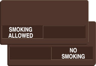Smoking Allowed - No Smoking