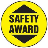Safety Award Hard Hat Decal