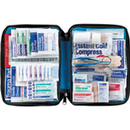 First Aid Kit- All Purpose Soft Sided- 299 pc- large