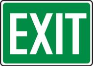 Exit - Adhesive Vinyl - 7'' X 10'' 1