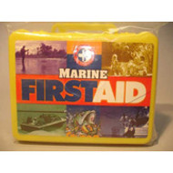 First Aid Kit- Marine First Aid Kit- 67 Pieces (3 First Aid Kits Per Order)