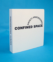 Confined Space Binder